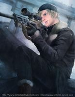 Episode Prompto by Brilcrist