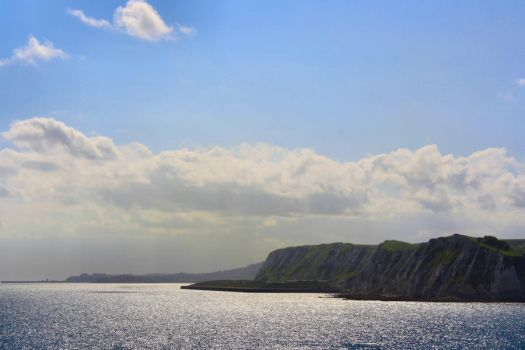 The Cliffs of Dover by thecitizeneraser
