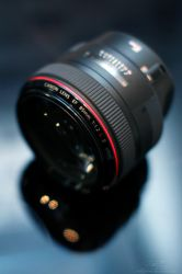 Canon EF 85mm f1.2L II USM by Mr808