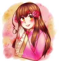 APH- Miss Taiwan by SmartasticalArt