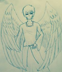 Guardian Angel by raspberrylover4ever