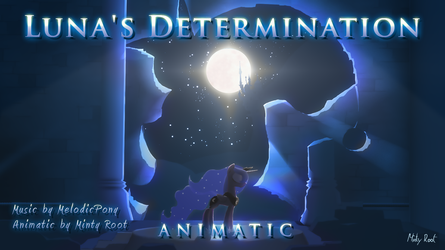 Luna's Determination, thumbnail art by MintyRoot