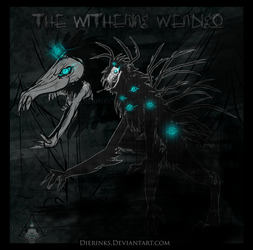 The Withering Wendigo [AOZ] by Dierinks
