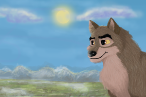 ~Balto's Land~ by serra20