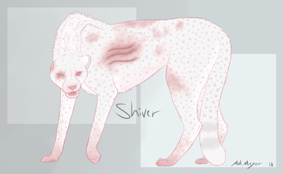 Shiver Revamp by RaivenWings