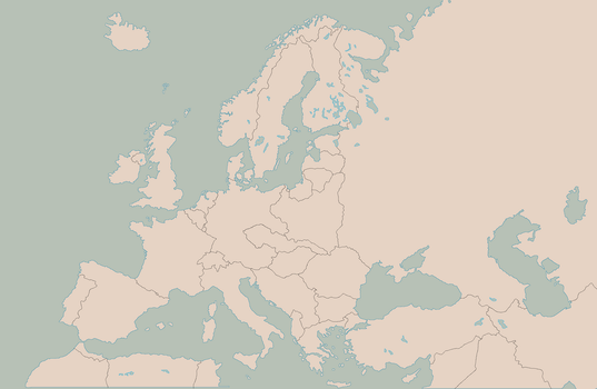 Blank maps and templates favourites by mdc01957 on deviantart kuusinen 5 4 blank map of europe with 1938 borders by kuusinen gumiabroncs Images