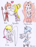 Greek Gods Pg. 2 by cherryblossom-wolf