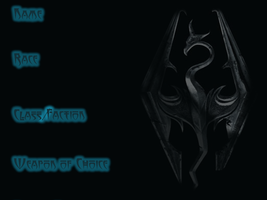 Skyrim-RP-Group's RolePlay ID-OLD- by TheYUO