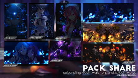 [PSD] Pack Share by UmioKimura