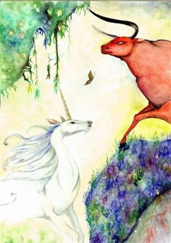 The last unicorn by nornas