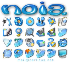 Noia Iconpack by carlitus