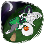 Witch YCH: Robey by Archivist-Kayl