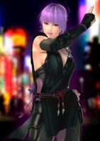 Ayane by Claw333Ayane