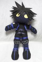 Anti Form Sora Plushie - Front by Nikicus
