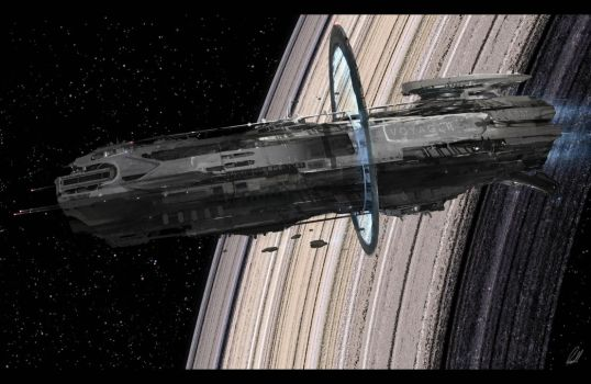 Voyager concept by JonathanP45