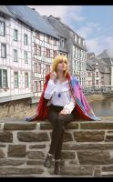 Howl's Moving Castle: Sunny Day by Green-Makakas