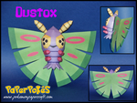 Dustox Papercraft by Skeleman