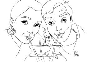 RGD-esal91 Drinking like a Fish? by The-Tinidril