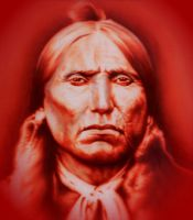 Quanah Parker by rageofreason