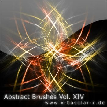 Abstract Brushes vol. 14 - 5x by basstar