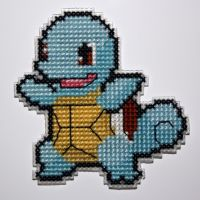 Squirtle by behindthesofa