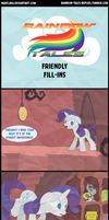 Rainbow Tales: Friendly Fill-ins by Narflarg
