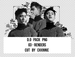 D.O Pack PNG #3 by Chxnnie