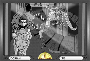 Sutori all Stars Ronda 2- Isis by Kumanoona