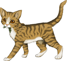 Leafpool by creanima