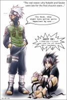 Naruto - The truth is out... by sora-ko