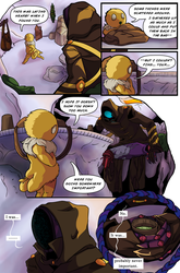 Mecha and Stem Issue 1 pg.8 by Empty-Brooke