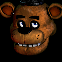 Freddy Fazbear - 3Ds Max (WIP) by GamesProduction