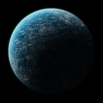 Water Planet One by Udance