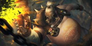 Roadhog Time! by Nat10730