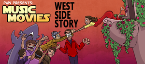 Music Movies- West Side Story by Namingway