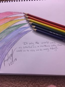 there's always a little hope of color by jjgirlpokefan123