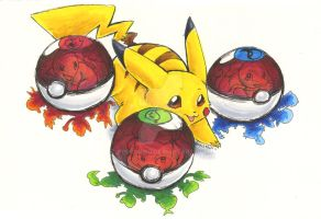 Starters that Started it All by Porcubird