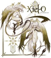 Adoptable Auction!! OC#2 (closed) by Xiel-O