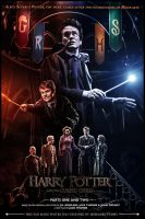 Harry Potter And The Cursed Child Custom poster by THE-MFSTER-DESIGNS