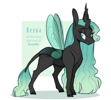 Changeling by sararini