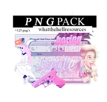 +PNG PACK by WhatTheHellResources
