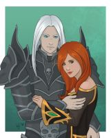 Haleth commission by Lylenn