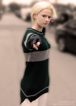 Quidditch Draco Malfoy Cosplay by MasterCyclonis1