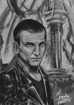 the 9th doctor who by TheMR1235