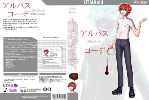 :UTAU release: Albus Korde RisoRes classic by carbonx44