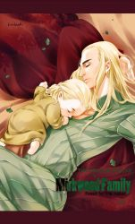 father and son by levineh
