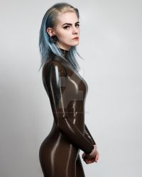 Transparent latex by ChrisChaisy