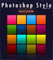 Photoshop Style Ver. 1.3 by General1991