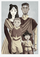 A Family Portrait by freestyletrue