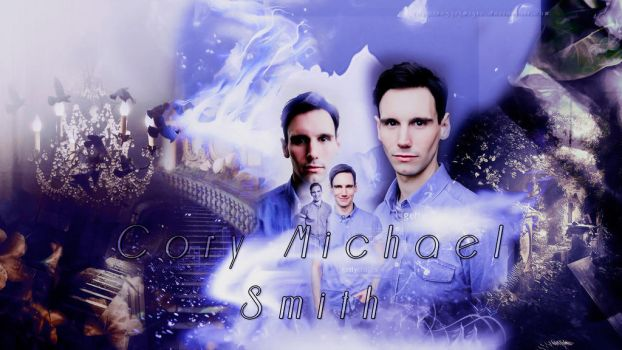 Cory Michael Smith wallpaper 02 by HappinessIsMusic
